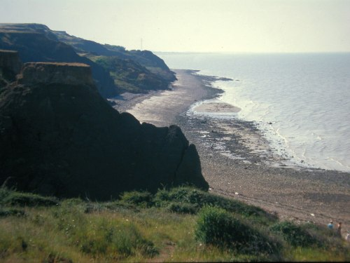 The cliffs of Sheppey